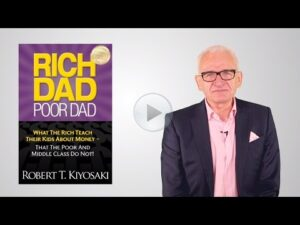 #1 Rich Dad Poor Dad - 5 Books that Changed My Life
