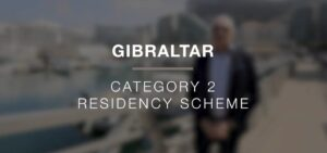 Gibraltar - Category 2 Residency Scheme