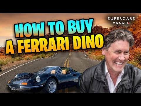 How To Buy A Ferrari Dino