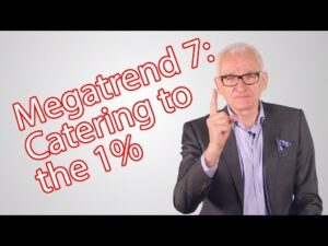 Megatrend #7 - Catering to the 1%